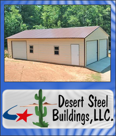 Arizona Steel Buildings Protect