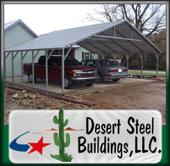 California Desert Steel Buildings
