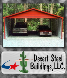 Carports In Arizona Protect From Heat
