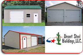 Steel Building Carport for Arizona