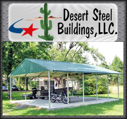 Tuscon Area Metal Building Storage