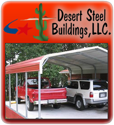 Tucson Metal Carport